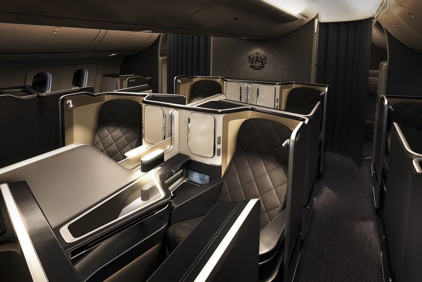 £100 Off British Airways Flights - Thanks To American ...British Airways First Class 777