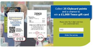 free-tesco-points