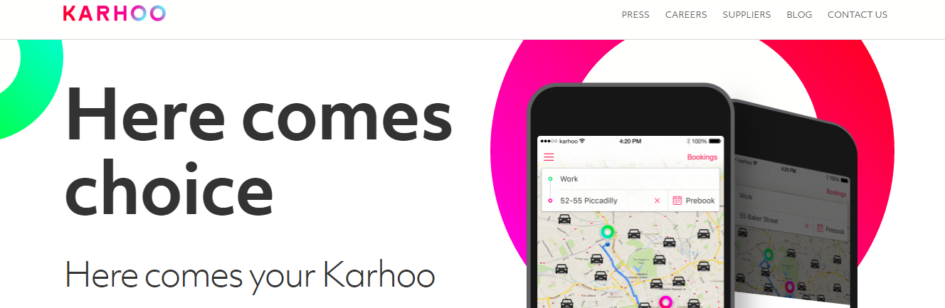40 00 Of FREE Taxi Credit From New App Karhoo! (UPDATE