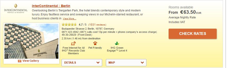 List Of Ihg Hotels In Uk