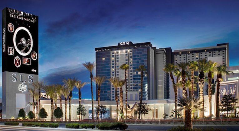 Review Sls Las Vegas A Starwood Tribute Portfolio Hotel Insideflyer Uk