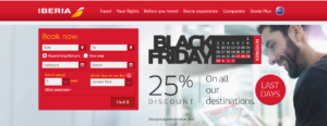 black friday travel offers