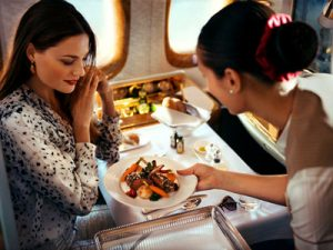 emirates-first-class-food