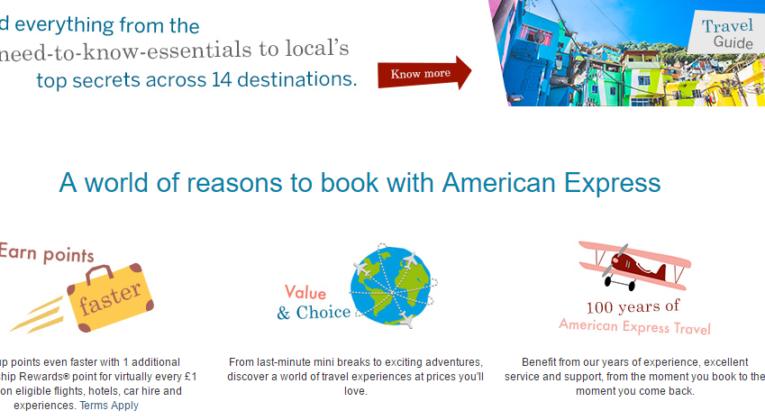 American Express Platinum Travel Spg