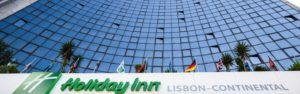 Holiday Inn Lisbon - Continental will require 25,000 Points rather than 15,000