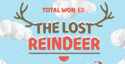 Quidco Lost Reindeer