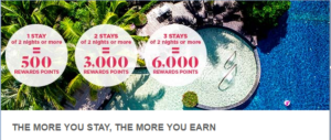 bonus accor points