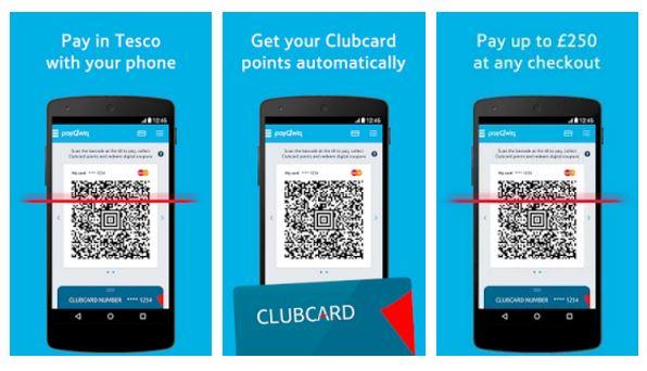 free tesco clubcard points