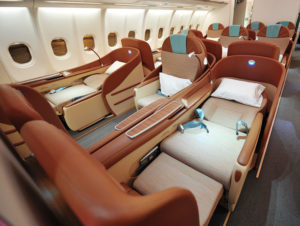 oman air old business class