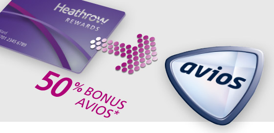 heathrow rewards bonus