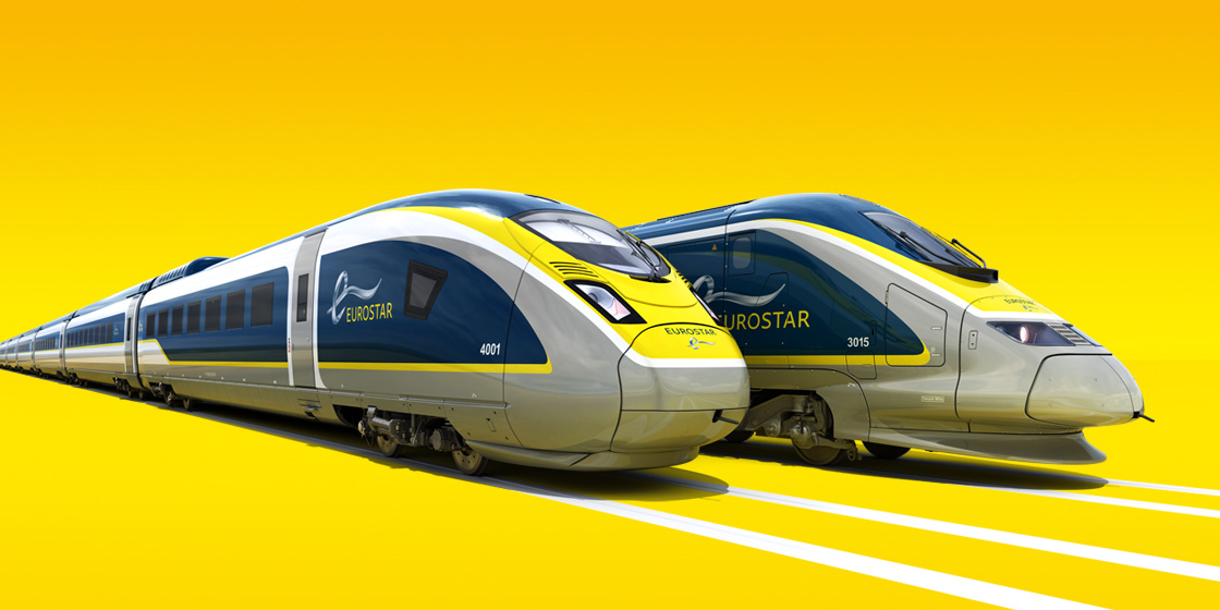 Today Only Eurostar 163 38 Returns To Paris Or Brussels