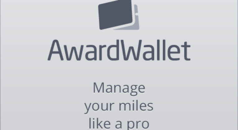keeping track of all your points miles with awardwallet