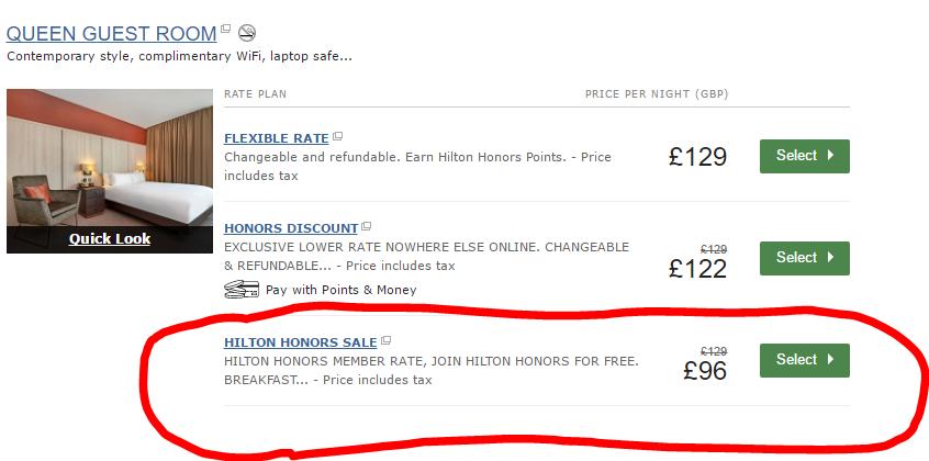 Hilton Sale! - 25% Off Hotels in Europe - InsideFlyer UK