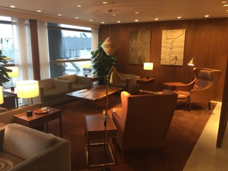Cathay Pacific The Pier First Class lounge