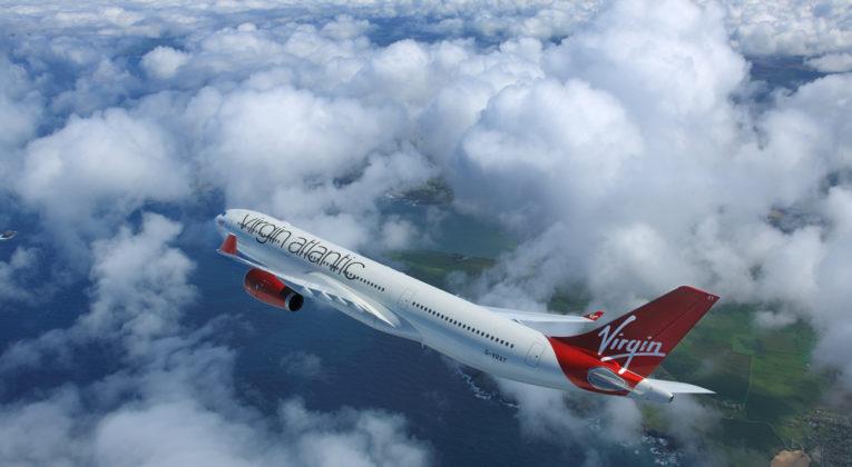 New Virgin Atlantic Upper Class Seats    Including 'Love