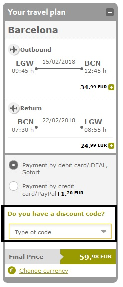 Groupon Spain is Selling Vueling Discount Codes at 85% Off ...