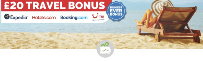 Travel cashback