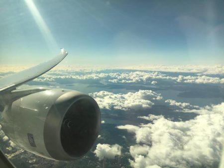 Review Norwegian Airlines