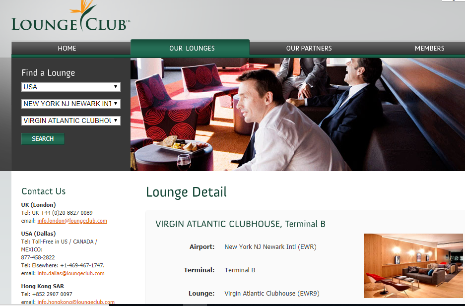 Did You Know You Can Use Priority Pass / Lounge Club at (Some