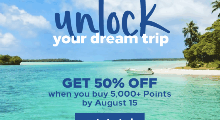 50% Discount on Hilton Honors Points - Good Deal? - InsideFlyer UK