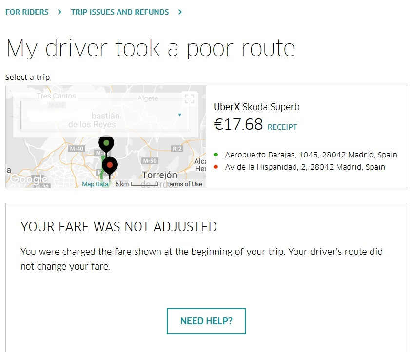 How I Was Scammed by Uber - InsideFlyer UK
