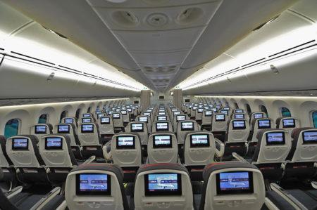 Air Canada 787 Economy