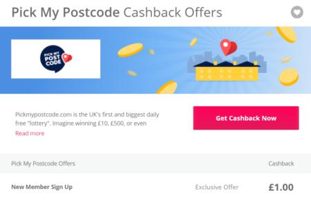 free cashback