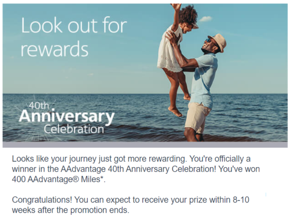 free american airlines miles