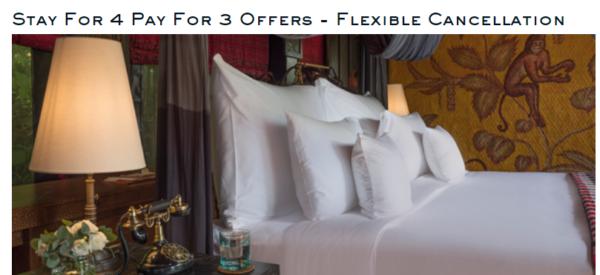 free hotel status