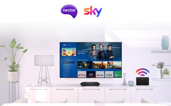 sky tv nectar