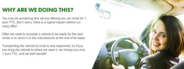 cheap europcar rental